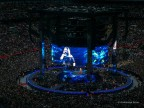 Accompanying the Amazing Adele at Wembley